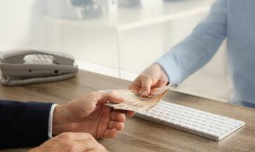 Funktionen von Bankfilialen